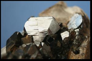 Cassiterite (Wikipedia)