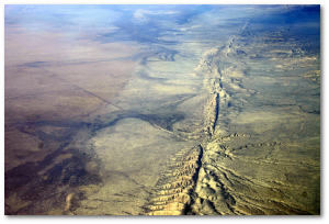 San Andreas Fault. Leohotens.