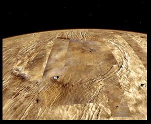 Alba Mons. NASA/USGS
