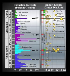 Ext Impact Volcanism