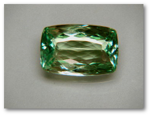 Note the complex facets that bring out the stone's pleochroism.  Source