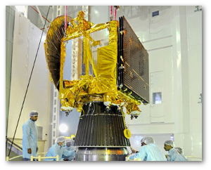 We can do this.  Indian Space Research Organization