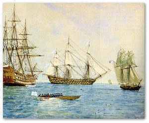 Humboldt was 29.  It was a great time to be young, rich, and holding a passport to one of the greatest empires of the time.  Image source is in Spanish