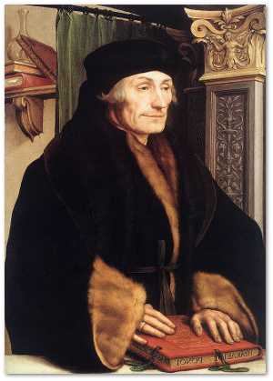 """""""Georg, you really must write a book or two or three or more.""""  - D. Erasmus"""