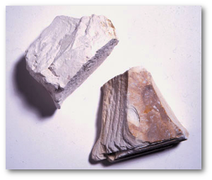 Kaolinite is not the drama queen of the mineral world.