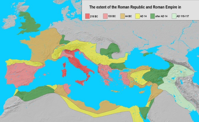 roman republic and empire